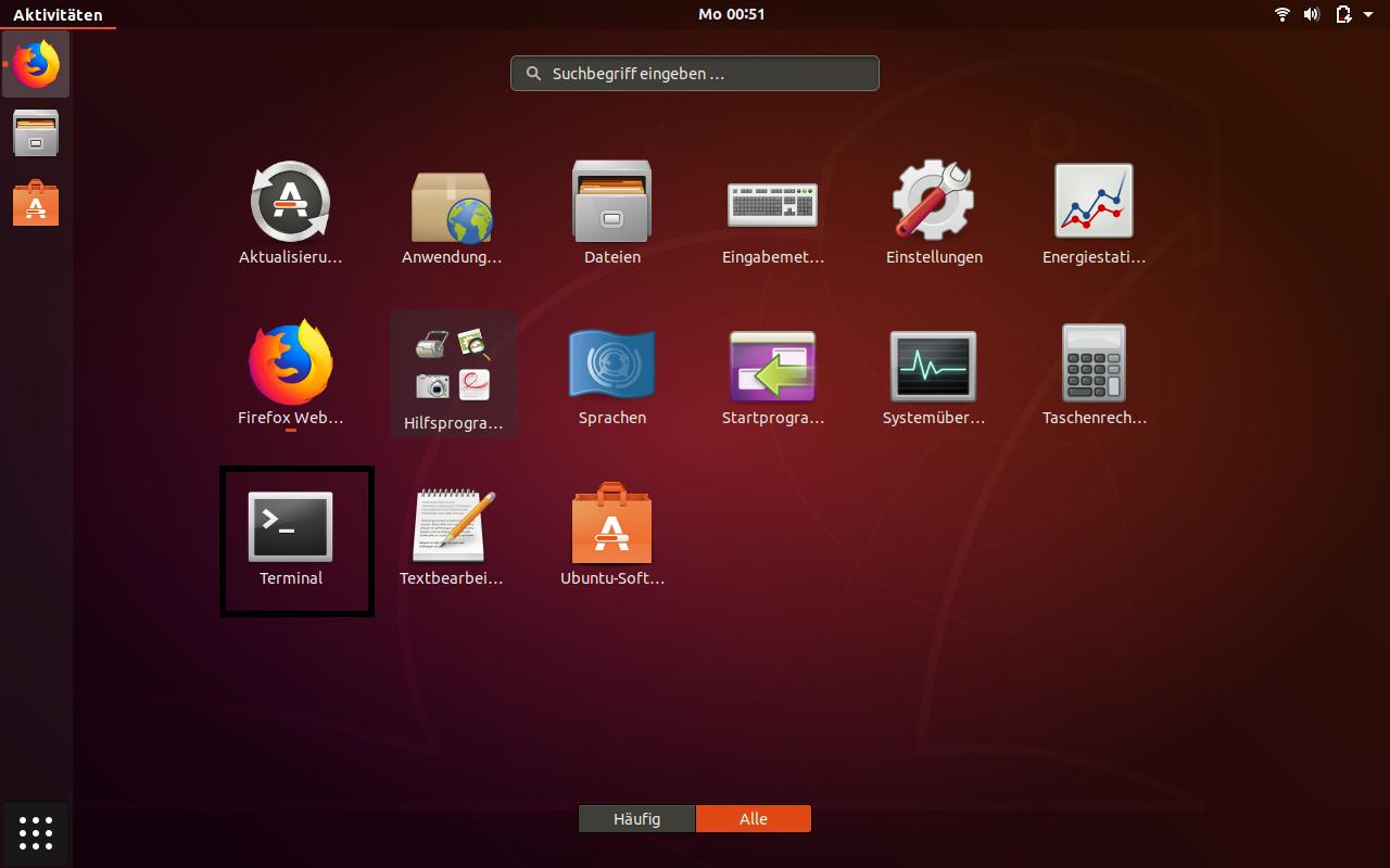 ubuntu darmstadt